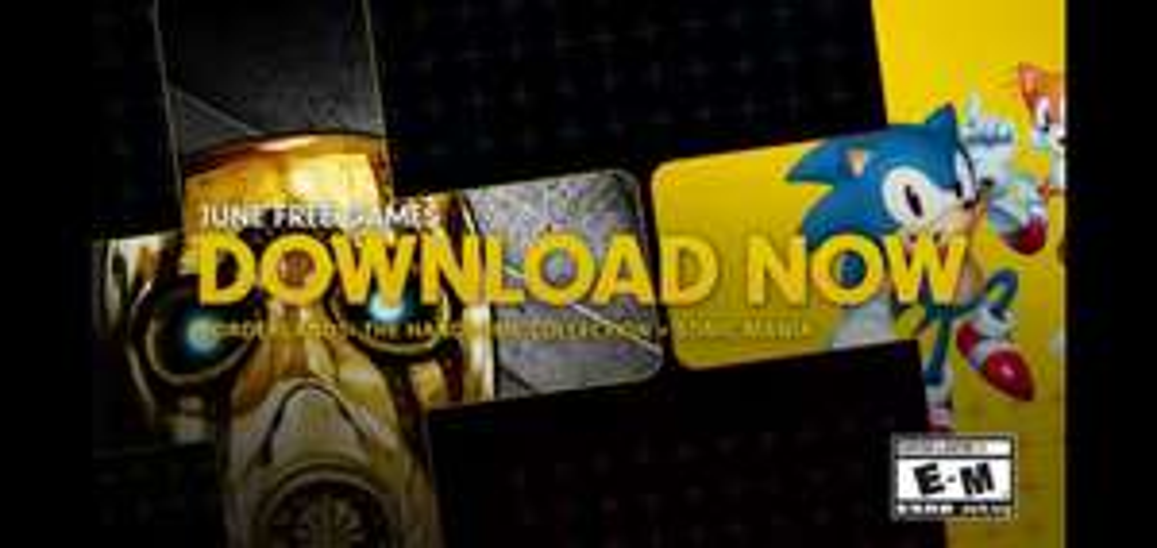 PS+ Juni: Borderlands Handsome Collection en Sonic Mania