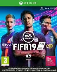 FIFA 19 (Xbox One) @ Gameshop Twente