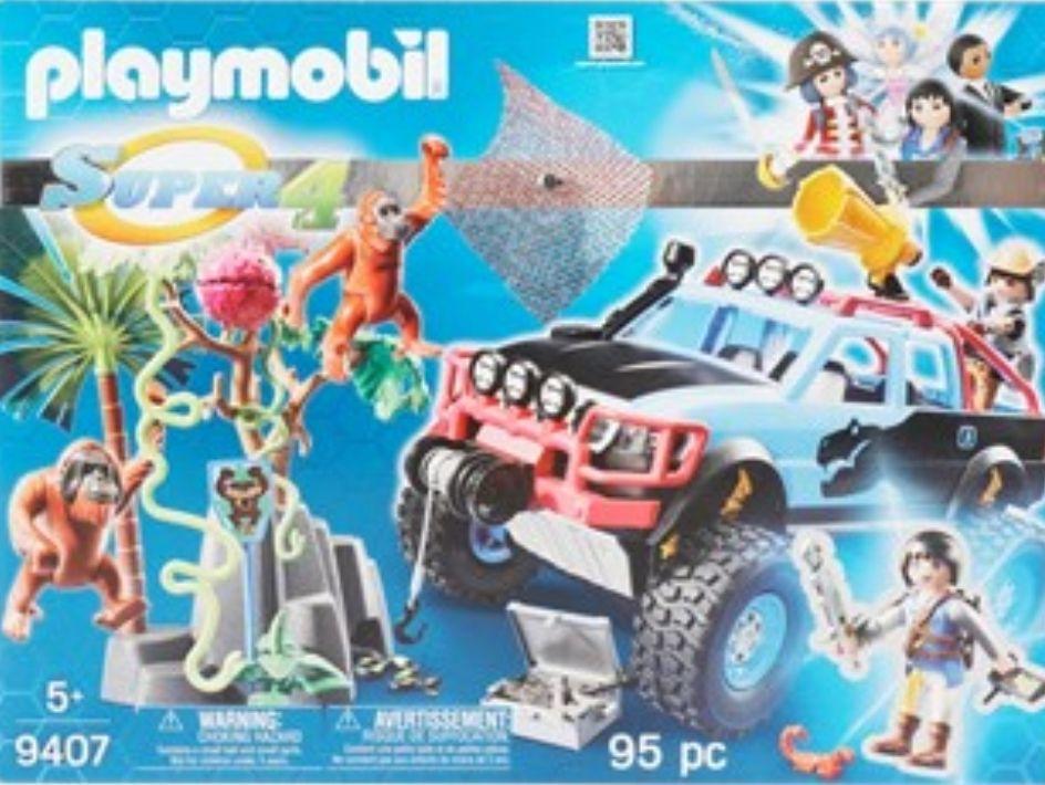 Playmobil Super 4 monstertruck - 9407 bij Action