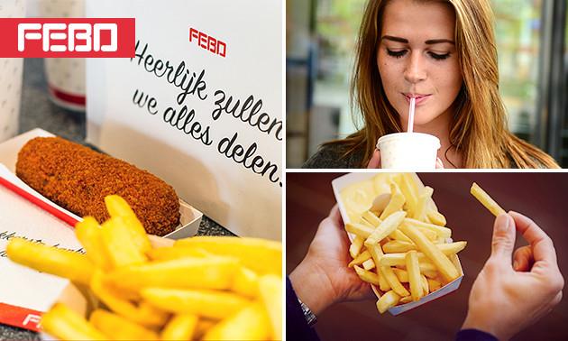 [Lokaal] Bij Febo Tilburg een Gratis snack bij FEBO via Social Deal