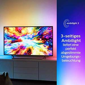Philips 43PUS7303/12 108 cm (43 inch) (Ambilight, 4K Ultra HD,..)