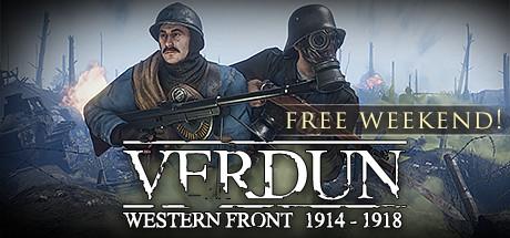 Dit weekend Verdun gratis te spelen op Steam
