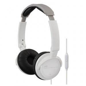 JVC HA-SR500 (Wit) hoofdtelefoon met afstandsbediening en microfoon voor €14 @ MyMemory