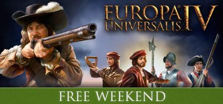 Dit weekend is Europa Universalis IV gratis te spelen @steam
