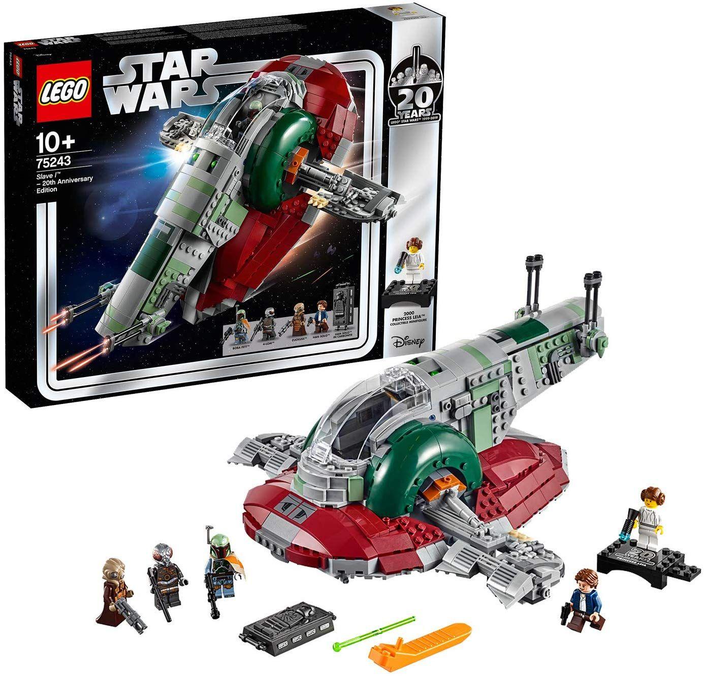LEGO - Star Wars Slave I 20th Anniversary Edition
