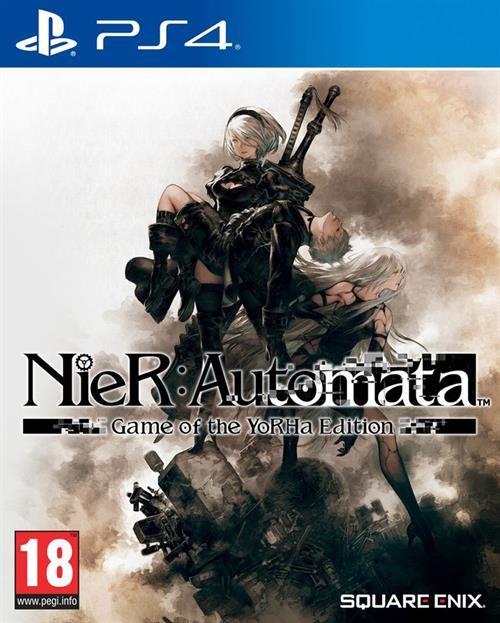 Nier automata (yorha) voor PS4 bij amazon.co.uk