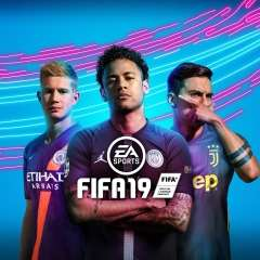 Fifa 19 via Playstation Store Hong Kong