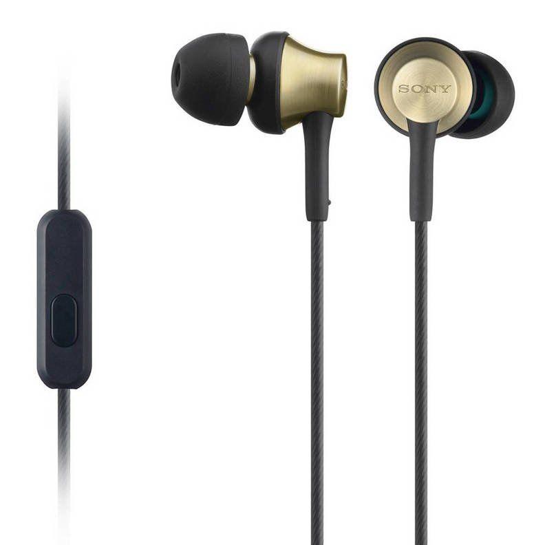 Sony EX650AP in-ears goud €39!