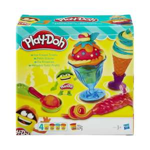 (50% korting) Play-Doh® Kitchen Creations Ice Cream €4,99 (elders v.a. + €11,62) @Intertoys