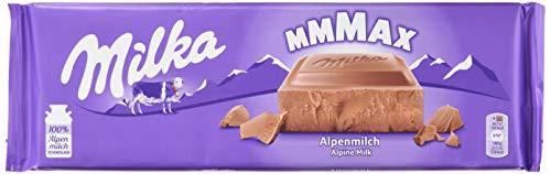 16 x Milka Chocolade Reep Alpenmelk 270g
