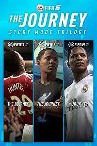 FIFA the Journey Trilogy (17+18+19) (XBox)