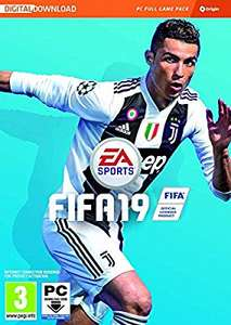 FIFA 19 PC (Origin code) @Amazon.it