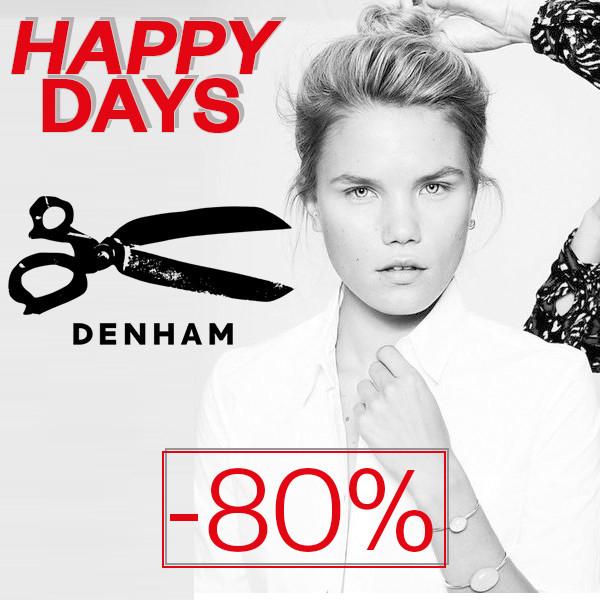 Denham -80% @ Maison Lab