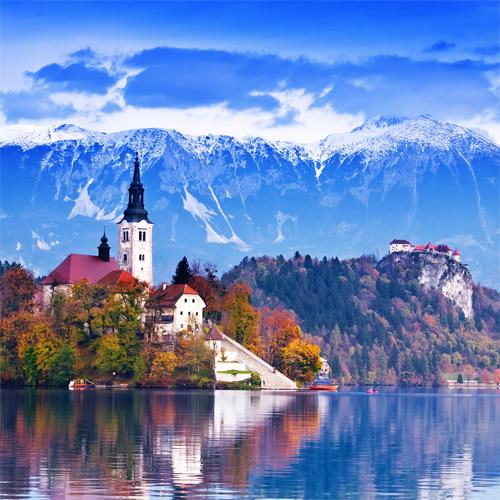 Vliegtickets: Rondreis Slovenië en Venetië incl. treintickets vanaf €80 @ Transavia/Ryanair