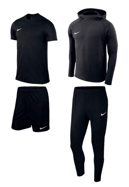 Nike Premium 4-delige trainingsset + 2 gratis engergy repen @ Geomix