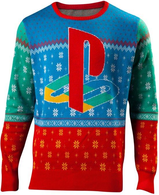 Kersttrui Maat M.Difuzed Playstation Kersttrui Maat M Voor 6 99 Bol Com Pepper Com