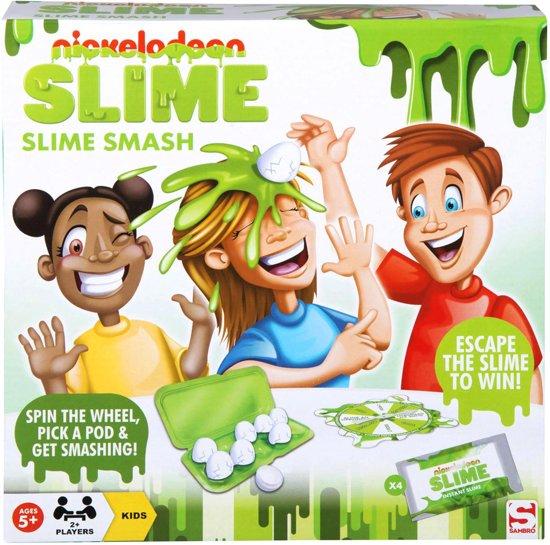 Nickelodeon Slime smash spel voor €2,99 @ Bol.com