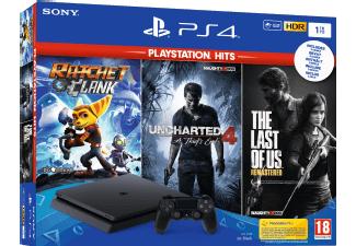 [Grensdeal België] PS4 SLIM 1TB incl. 3 games + Diverse Playstation 4 aanbiedingen @ Mediamarkt.be