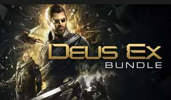 Deus Ex Bundle vanaf €2,49