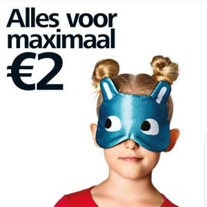 *lokaal* Flying Tiger Almere, alles max €2