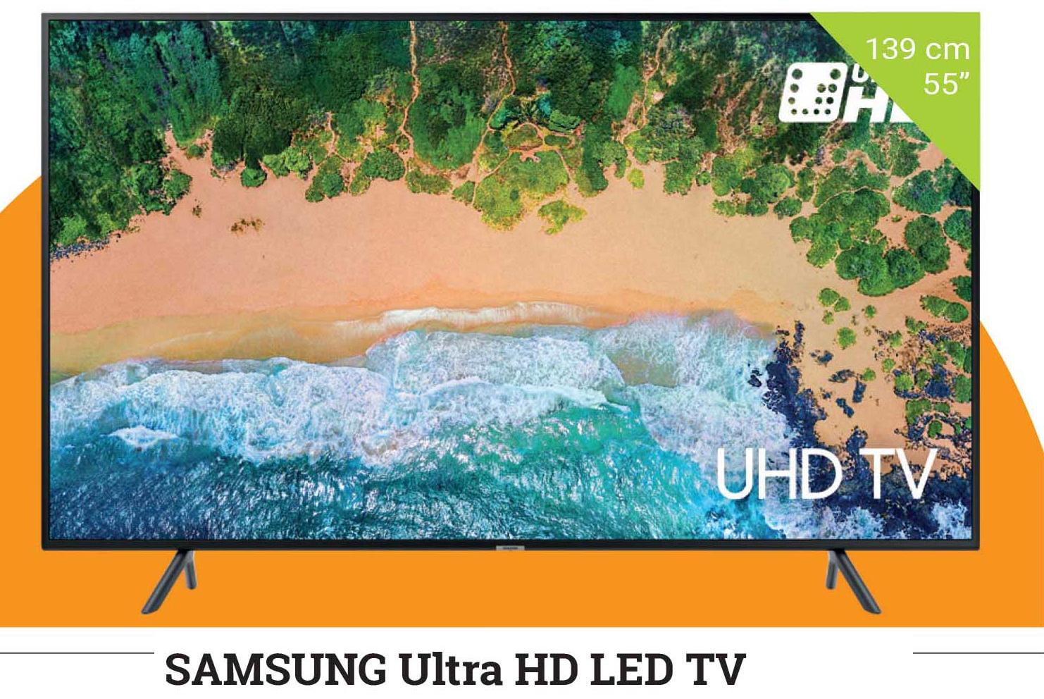 Samsung UE55NU7170 | 55 inch UHD TV