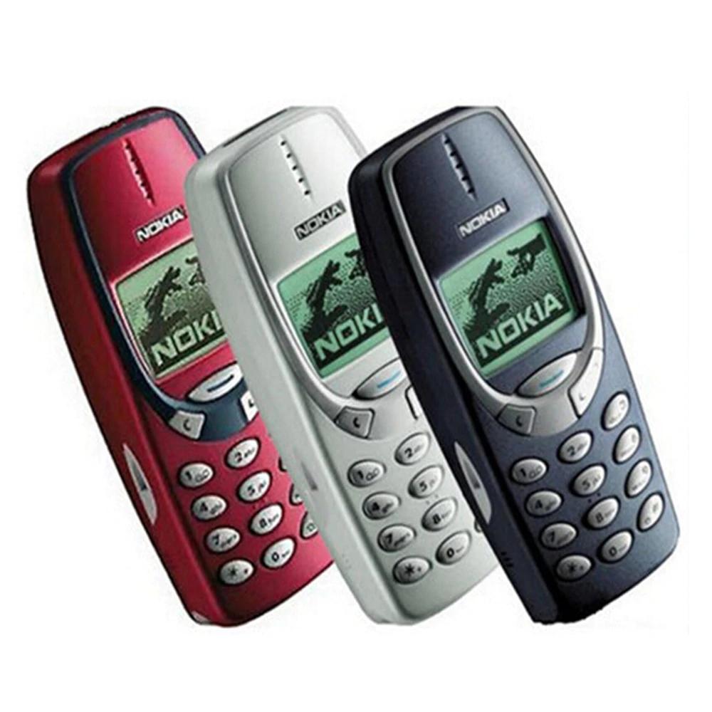 Originele Refurbished Nokia 3310 telefoon @Aliexpress