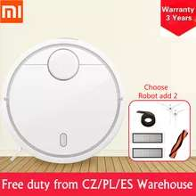 EU Xiaomi pro Viomi V2 mi robot stofzuiger 600ML dust box 560ML water tank wifi Mijia Mi home APP EU stock 5.0