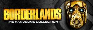 [Steam] *ALL TIME LOW!* Borderlands: The Handsome Collection