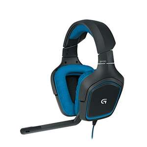 Logitech G430 Gaming Headset @Amazon.es
