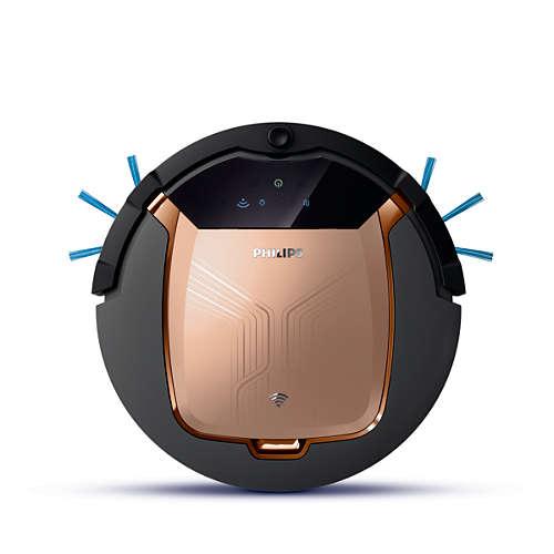 Philips SmartPro Active Robotstofzuiger FC8832/01 @Met ING punten € 269,59