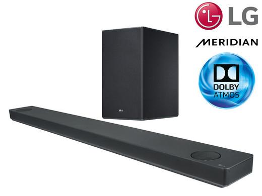 LG SK10Y Dolby Atmos Soundbar