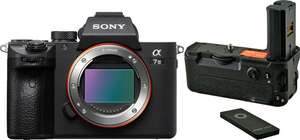 Sony A7III + GRATIS Jupio Battery Grip
