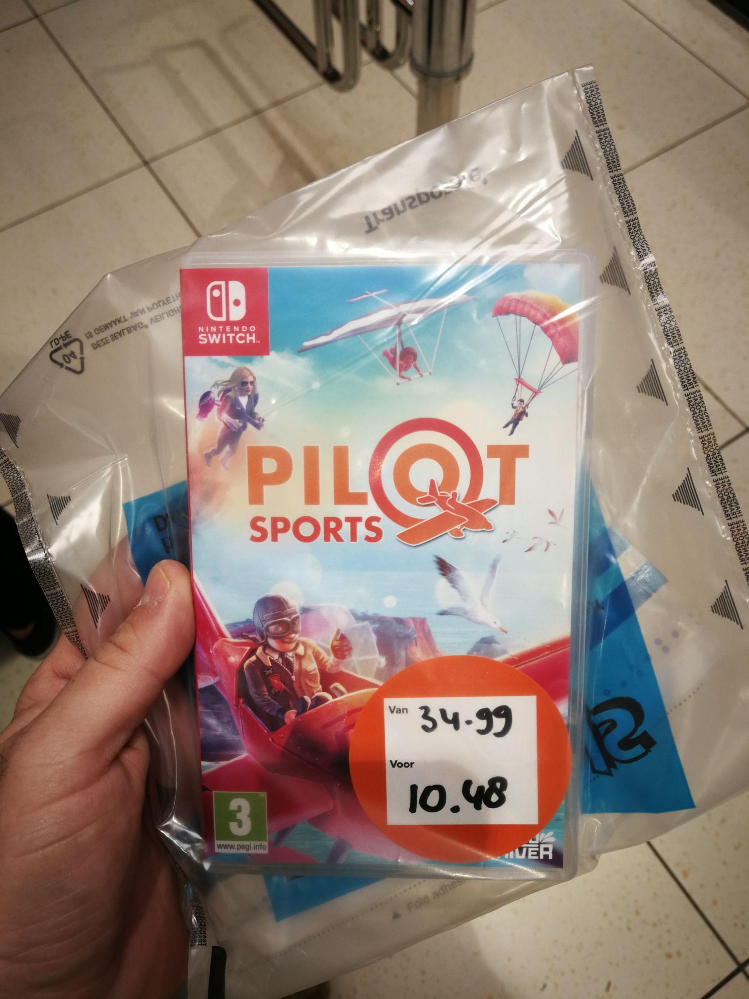 Pilot Sports nintendo switch