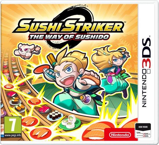 Sushi Striker voor de 3DS