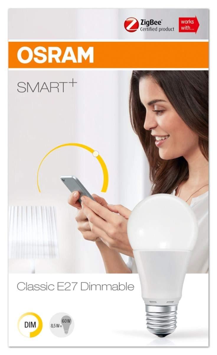 Osram Smart+ ZigBee 8.5 W E27 Dimbaar @Amazon.de