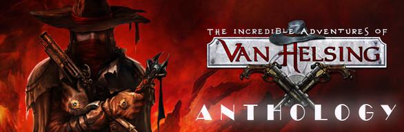 The Incredible Adventures of Van Helsing Anthology @steam