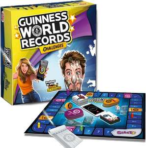 Guinness World Records Challenges Bordspel @ bol.com