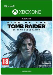 Rise of The Tomb Raider 20 Years Celebration @ Xbox Store