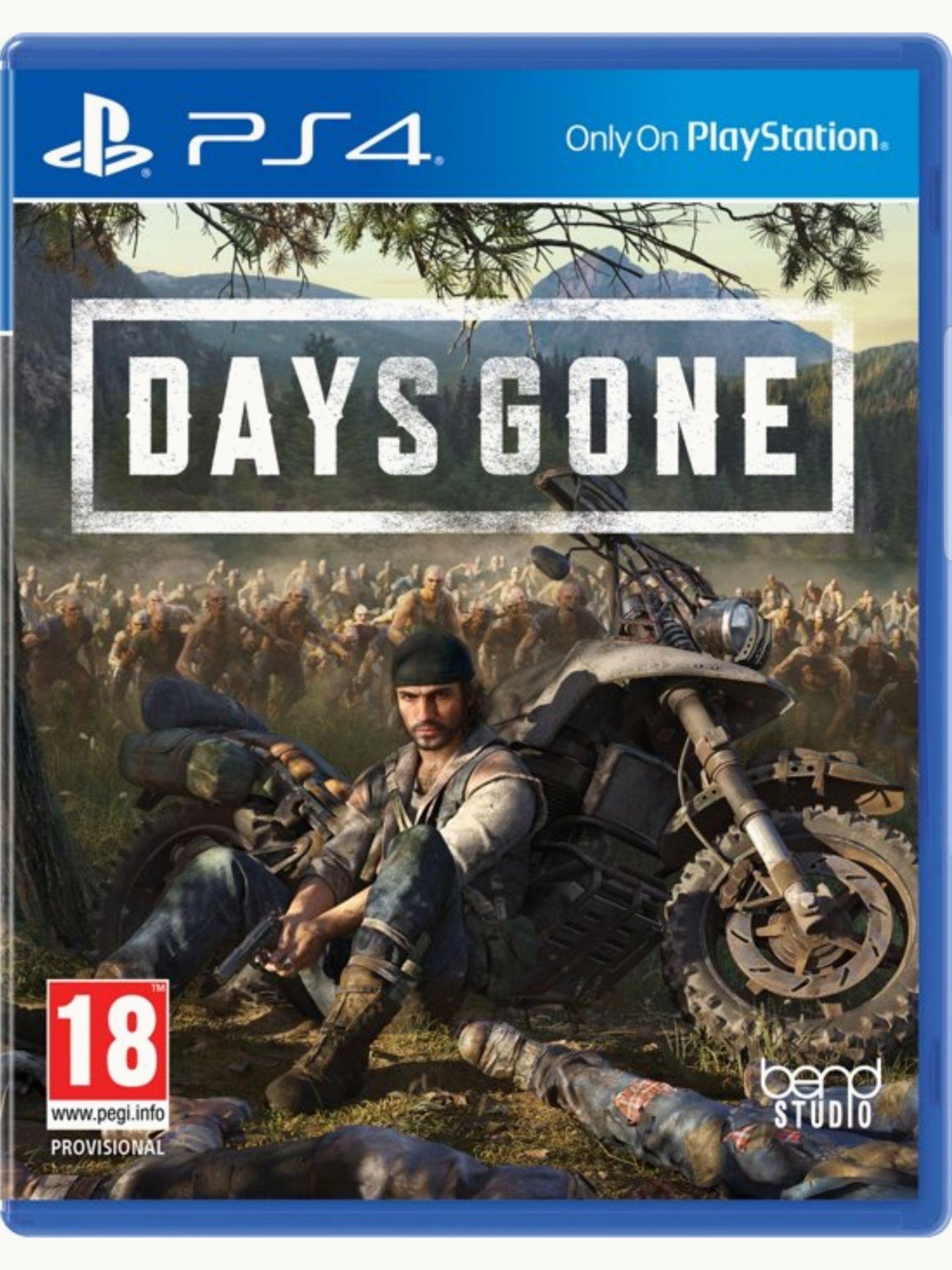 PS4 Days Gone alleen vandaag voor €39,99