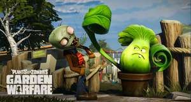 3 dagen gratis Plants vs. Zombies: Garden Warfare @ Origin