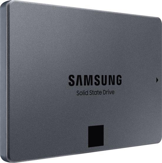 Samsung 860 QVO 1TB SSD nu €59,99 @ Bol.com