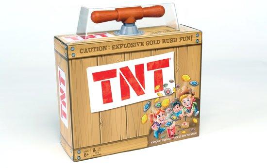 TNT Spel - Explosief Goudkoorts Plezier! (Bol.com)