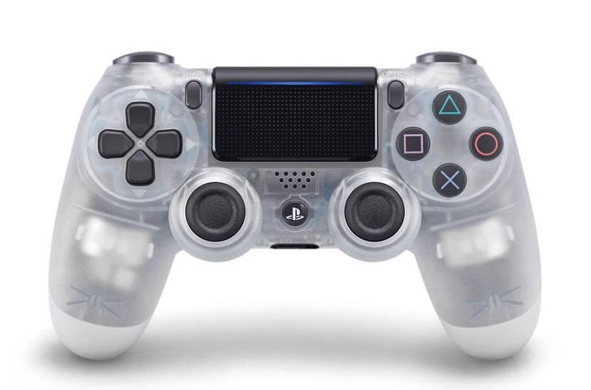 PlayStation 4 DualShock 4 controller v2 crystal of Camouflage