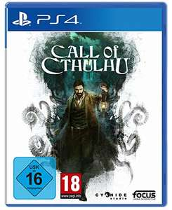 Call Of Cthulhu [Playstation 4] @Amazon.de (Prime)