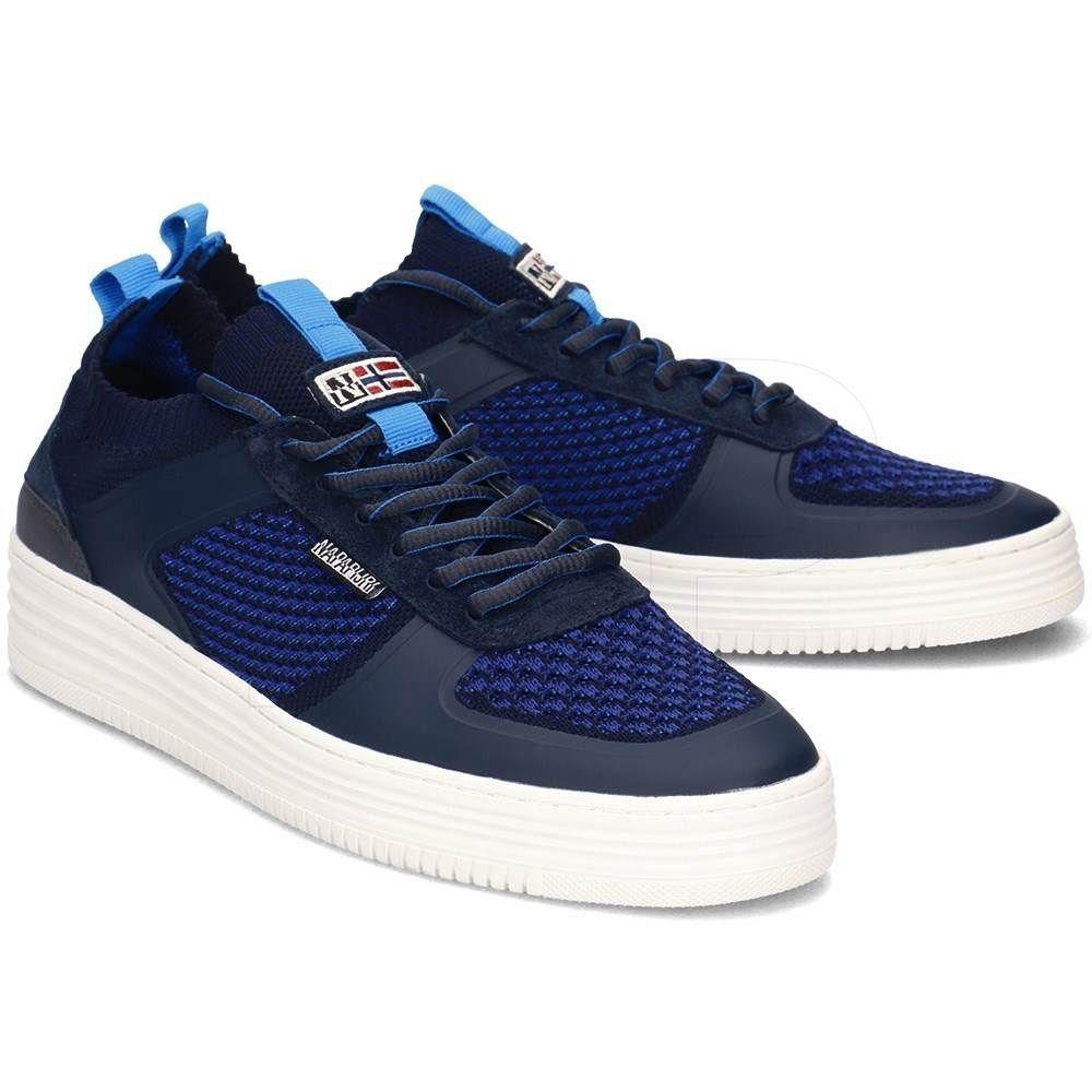 Napapijri-Sneaker Nestor blue marine