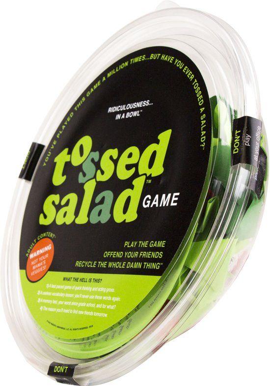 18+ partyspel tossed salad van Goliath voor €3,99 @bol