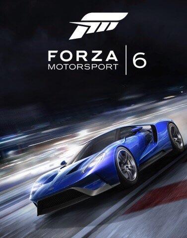Forza Motorsport 6 Standard Edition (Xbox) @Microsoft Store