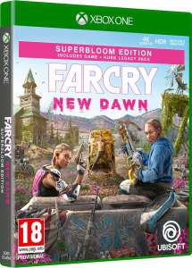 Far Cry New Dawn Superbloom Edition - Xbox One & PS4 €7,69 || Bol.com