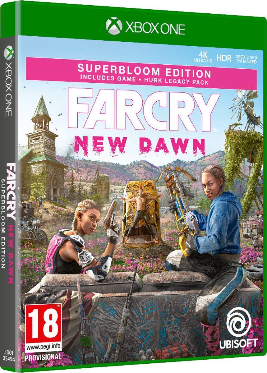 Far Cry New Dawn Superbloom Edition - Xbox One & PS4 €18,00 || Bol.com