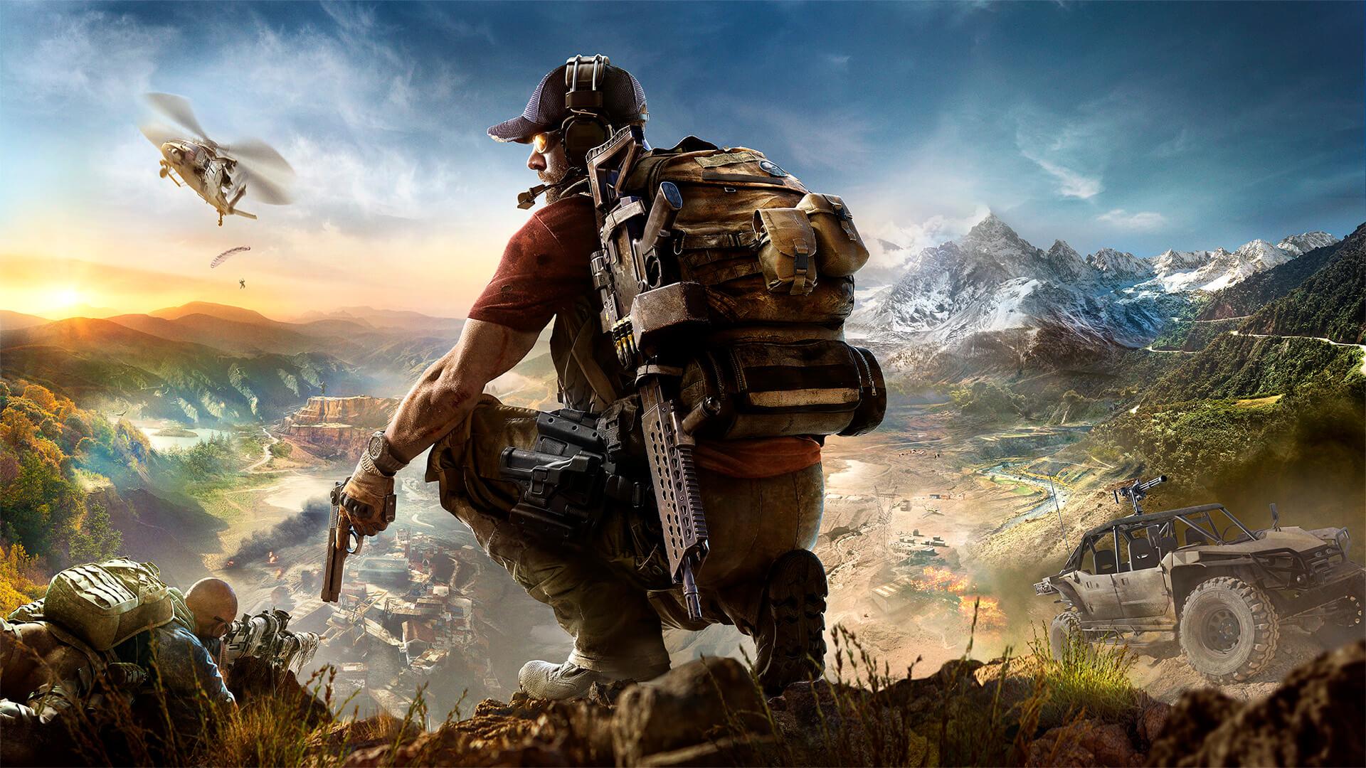 Tom Clancy's Ghost Recon Wildlands PC @Epic Games Store